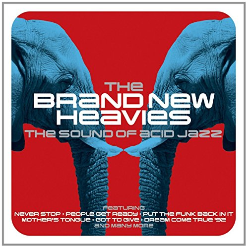 The Brand New Heavies - The Sound of Acid Jazz - Zortam Music