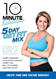 Cover art for  10 Minute Solution: 5 Day Get Fit Mix
