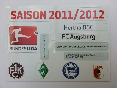 Am Ball Com DFL Up-Date-Set Bundesliga 2011-2012