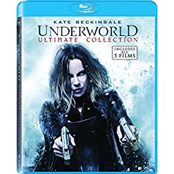 Underworld (2003) / Underworld Awakening / Underworld Evolution / Underworld: Blood Wars / Underworld: Rise of... [Blu-ray]