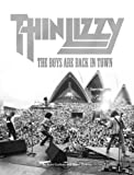 Harry Doherty Thin Lizzy: The Boys Are Back in Town