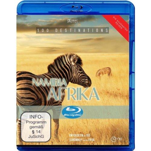 100 Destinations Reisefilm Afrika Namibia Edizione Regno Unito PDF