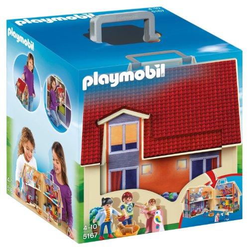 Casa de mu ecas malet n de playmobil 5167 en - Playmobil casa de munecas carrefour ...