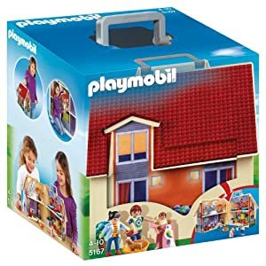 Playmobil 5167 My Take Along Modern Doll House