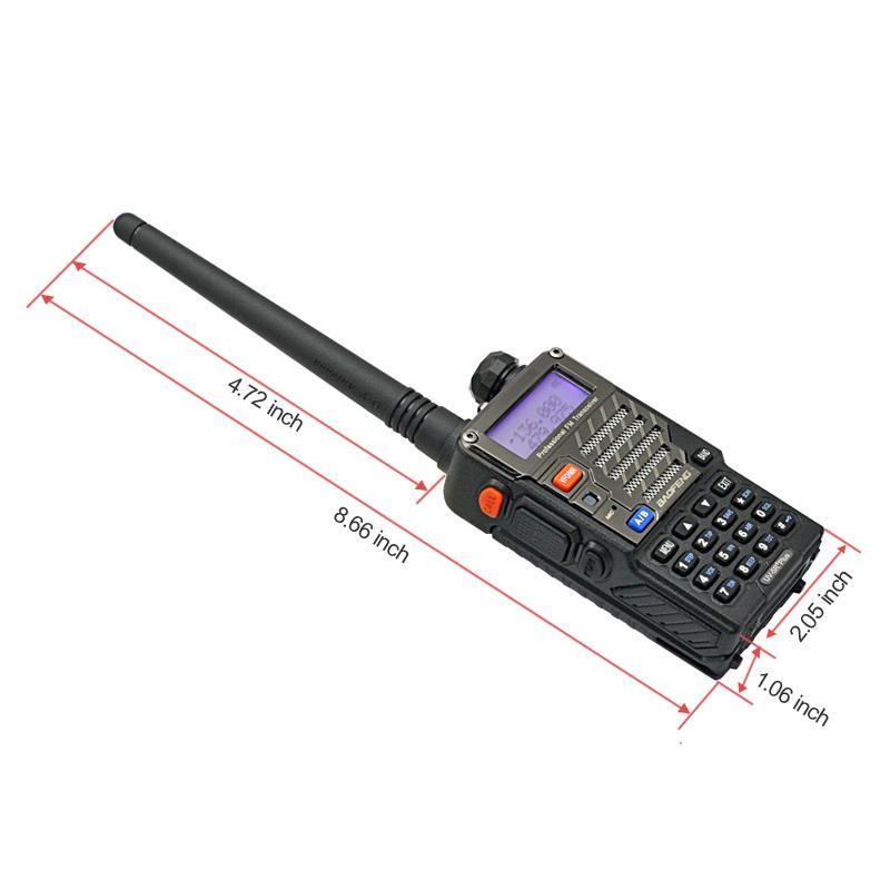 Amazon.com : BaoFeng UV-5R+ Dual-Band 136-174/400-480 MHz FM Ham Two