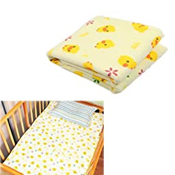 ChineOn Baby Home Travel Cotton Waterproof Urine Pad Changing Pad Bassinet Pad