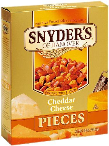 スナイダーズ チェダーチーズBOX 283.5g