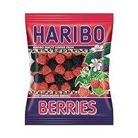 Haribo Gummi Candy, Raspberries, 5-Pound Bag from Haribo