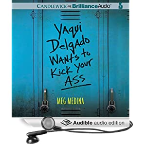 bullying in the book yaqui delgado wants to kick your ass by meg medina Bibliographic information title: yaqui delgado wants to kick your ass author: meg medina isbn: 9780763658595 published: march 26, 2013, by candlewick awards milwaukee county teen book award nominee (2014), pura belpré award for narrative (2014) plot summary yaqui delgado wants to kick your ass, vanesa says to piddy when she gets to school.