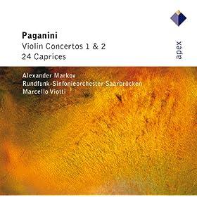 Paganini : 24 Caprices Op.1 : No.3 in E minor