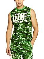 Leone 1947 Camiseta Tirantes Lsm920/S16 (Verde)