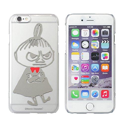 iPhone6s iPhone6 ケース カバー ムーミン キャラクター ハードケース クリアケース / リトルミイ / オコル