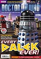 Doctor Who Magazine #447 by Tom Spilsbury