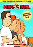 echange, troc King Of The Hill - Series 1-5 - Complete [Import anglais]