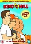 King Of The Hill Seasons 1-5 Box Set...