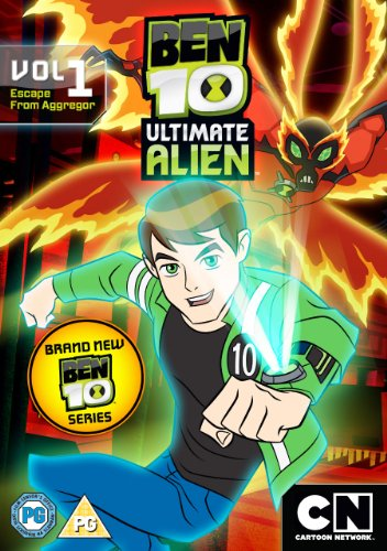 Ben 10: Ultimate Alien - Vol. 1 [DVD]