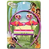 Disney Tinkerbell Fairies 9pc Hair Aceesorry Set