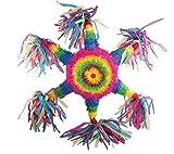 P 'tit payaso 82162Pinata estrella-60x 60x 9cm-, Multicolor