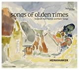 Songs of the olden times