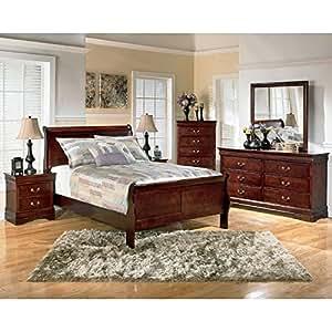 amazon com alisdair bedroom set bedroom furniture sets amazon com x cess panel bedroom set queen bedroom