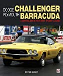 Dodge Challenger & Plymouth Barracuda...