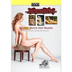 White Hot Nudes featuring Debbie Ashlynn Lola and Anastasia - a Nude-Art Film