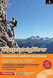 Klettersteigführer Dolomiten - Südtirol - Gardasee: Alle lohnenden Klettersteige in den Dolomiten, in Südtirol, am Gardasee und in der Brenta - mit DVD-ROM