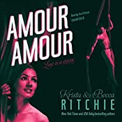 Amour Amour: The Aerial Ethereal Series, Book 1 | Krista Ritchie, Becca Ritchie