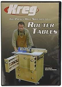 DVD Construire sa table de guidage