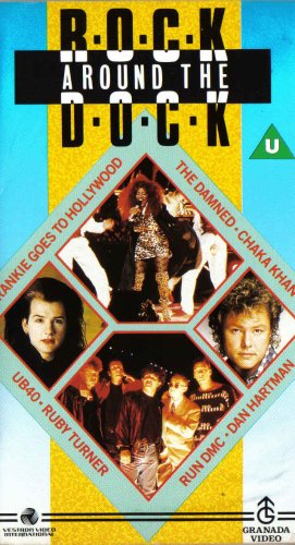 Rock Around the Dock [VHS]