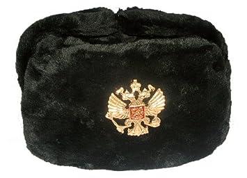 russe cosaque chapka chapka uchanka noir 58 m aigle sports et loisirs z79. Black Bedroom Furniture Sets. Home Design Ideas