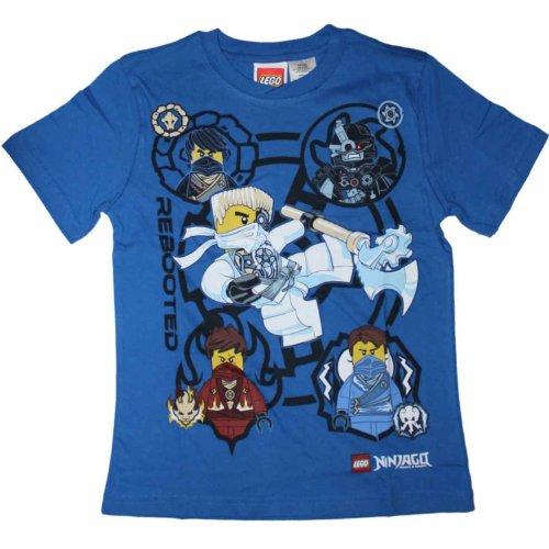 Lego-Ninjago-Rebooted-5-Ninja-Boys-T-Shirt