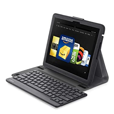 "Belkin Bluetooth Keyboard Folio Case for Kindle Fire HD 8.9"" (will not fit HDX models)"