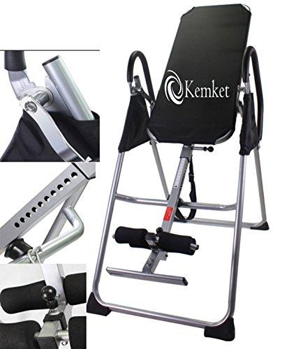 Panca a inversione professionale, ridurre lo Stress, il mal di schiena e migliora la postura e flessibilità offerta *limitata