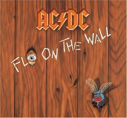 AC/DC - FLY ON THE WALL (RMST) - LP