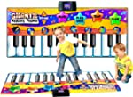 Childrens Giant Electronic Keyboard P...