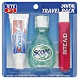Rite Aid Travel Pack, Dental, 1 pack