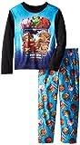 Star Wars Little Boys' Starwars Angry Birds Villains Cozy Fleece Pajama Set