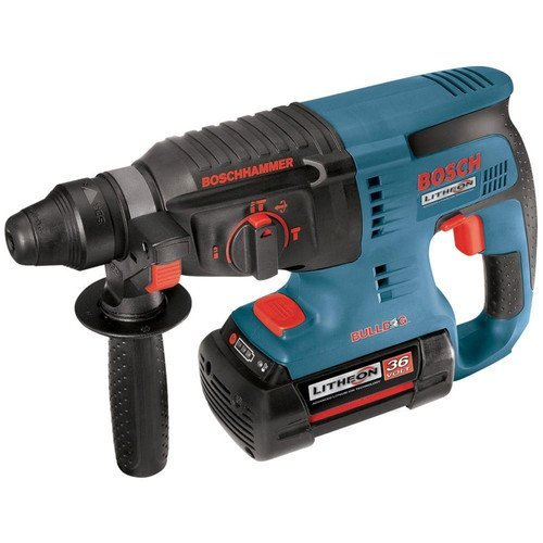 Factory-Reconditioned Bosch 11536VSR-RT 36-Volt Lithium-Ion 1-Inch SDS-Plus Rotary Hammer (Bosch Hammer Drill 36v compare prices)