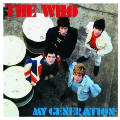 CD : The Who - My Generation (CD)