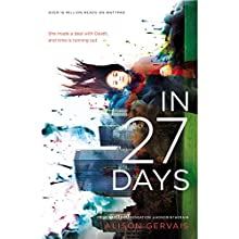 In 27 Days Audiobook by Alison Gervais Narrated by Hope Hoffman