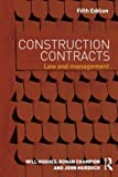 img - for Construction Contracts: Law and Management book / textbook / text book
