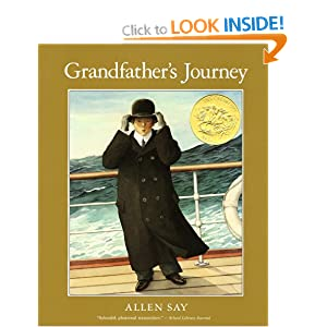 Grandfather's Journey Essay