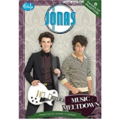JONAS #7: Music Meltdown