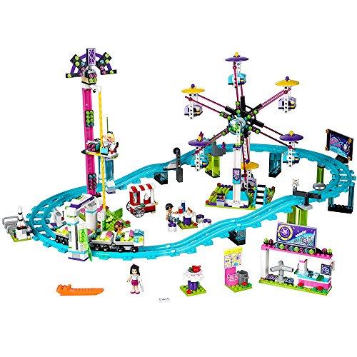 Buy Lego Friends Amusement Park Roller Coaster Now!