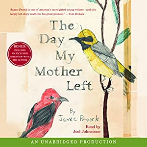The Day My Mother Left Audiobook