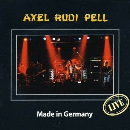 Axel Rudi Pell - Made in Germany: Live - Zortam Music