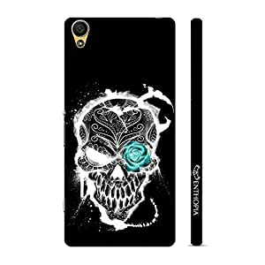 Enthopia Designer Hardshell Case Need more Space Back Cover for Sony Xperia Z5