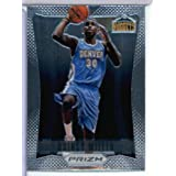 2012 13 Panini Prizm Basketball Rookie Card (Chrome) # 284 Quincy Miller Denver... by Prizm