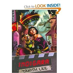 Indigara: Firebird Novella Tanith Lee